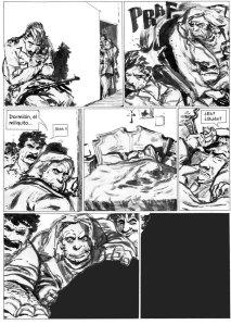 Tupamaros y militares, por Belerofonte