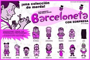 Una de las colaboraciones de <b>El Bruno</b> para la revista <i>Barcelona</i>