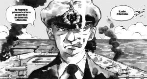 El capitán Langsdorff llevó su buque hasta las últimas consecuencias
