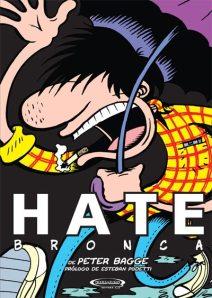Portada de Hate, publicado por Domus