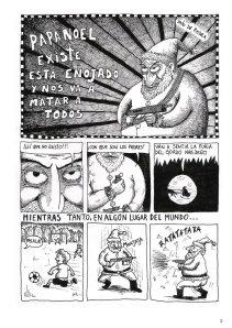 Troche Moche: papel, escaner y bits, un modelo básico de historieta digital