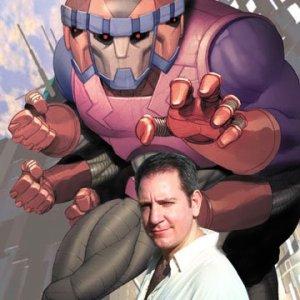 Olivetti, artista exclusivo de Marvel Comics