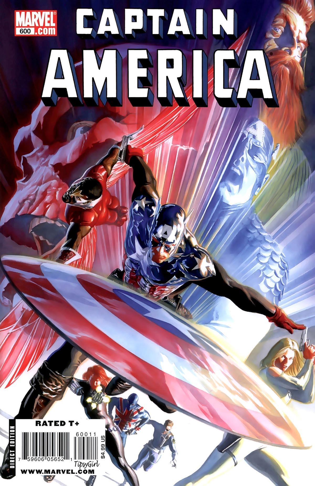 Alex Ross Captain Marvel