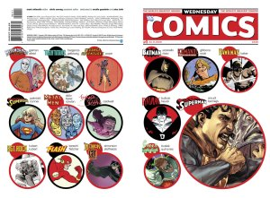 La blogósfera local comparó Wednesday Comics con el proyecto de Tomás Coggiola, Comic.ar