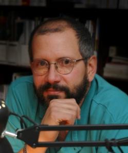 Aunque cubano, Frank Arbelo es un exponente de la nueva historieta boliviana