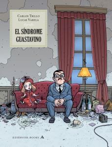 Ya en la portada es posible atisbar el desastre interior de Elvio Guastavino