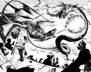 Peleas clandestinas de dragones y un contexto económico en crisis, el punto de partida de Four Eyes