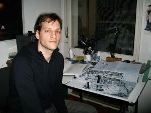 Fiumara es uno de los artistas preferidos de Joe Kelly