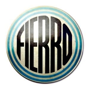 En lo sucesivo, el portadista de turno en la Fierro tendrá la responsabilidad de reinventar el logo. Aquí: Scuzzo.