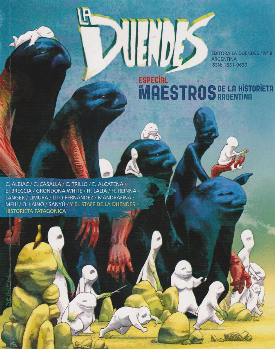 Una buena costumbre: los recopilatorios patagónicos   Cuadritos ...