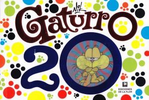 Gaturro #20. Nik. Ediciones de la Flor.