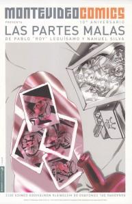La portada, vertical, desentona con una historieta apaisada