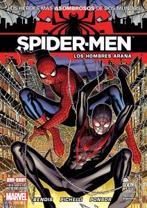 OvniPress publicará el crossover entre los dos Spider-man