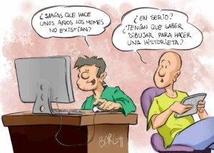 Humor gráfico. Por Diego Barletta