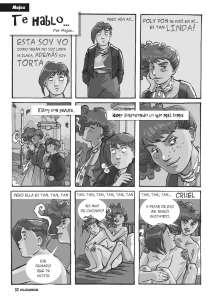 Las nuevas historietas, con perspectiva, pero sin sesgos tan explícitos