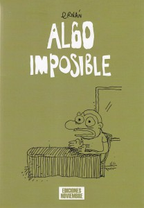 Algo imposible. Ernán Cirianni. Ediciones Noviembre.