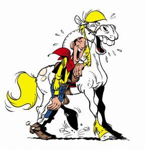 Y Lucky Luke, un clásico incombustible