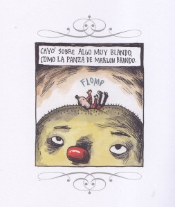 El libro mantiene el espíritu de la obra reciente de Liniers