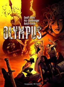 Todo bicho (mítico) que camina... va a parar a Olympus
