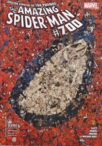 Amazing Spider-man #700. Varios. OvniPress.