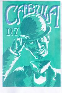 Tras la #7 serigrafiada, Cirianni tiene proyectos para el #8 y #9