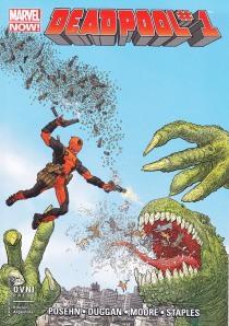 Deadpool #1. Poseh/Duggan. OvniPress.