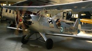 Para el capítulo dedicado a Lupín, fueron a filmar al aeródromo de Morón