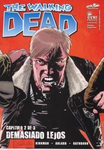 The Walking Dead - Demasiado lejos #2. Kirkman/Adlar. OvniPress.