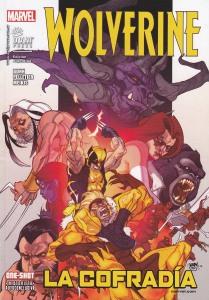 Wolverine - La cofradía. Bunn/Pelleter. OvniPress.