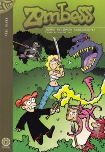 Zombess. Alves. Dragon Comics (Uruguay).