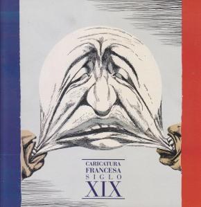 Caricatura francesa del siglo XIX. Varios. MuHu.