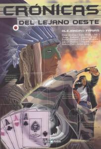 Las historias cruzan western y ciencia ficción