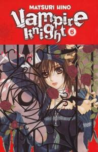Vampire Knight #6.  Matsuri Hino. Larp.