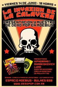 Dead Pop presentará Hipnorama