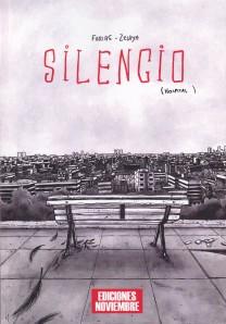 Silencio. Farías/Zelaya. Ediciones Noviembre.