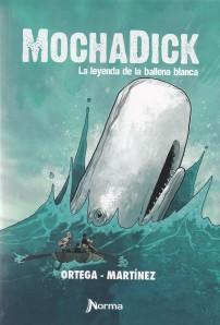Homenaje y reescritura de Moby Dick, en clave moderna