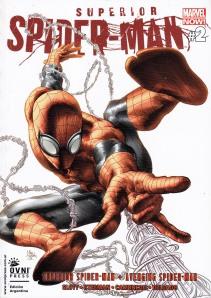 Superior Spider-man #2 +Avenging. Slott/Stegman/Camuncoli/Delgado. OvniPress.