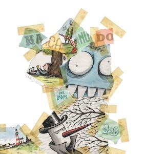 Macanudo 10. Liniers. Editorial Común.