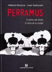 Perramus. Sasturain/Breccia. Ediciones de la Flor.
