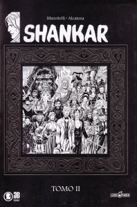 Shankar vol.2. Mazzitelli/Alcatena. LocoRabia.