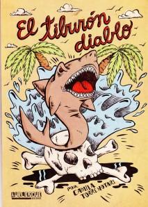 El tiburón diablo. Camila Torre Notari. Burlesque Ediciones.