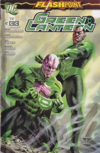 Green Lantern. Varios. ECC Sudamérica.