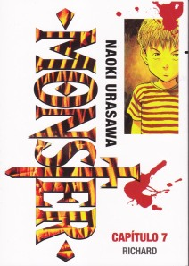 Monster #7. Naoki Urasawa. Larp.