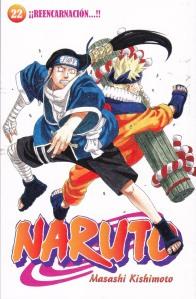 Naruto #22. Masashi Kishimoto. Larp.