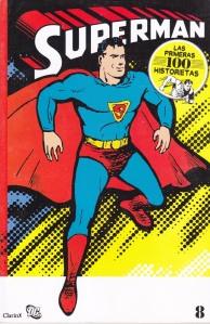Colección Superman #8. Varios. Clarín.