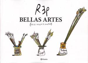 Bellas artes. Miguel Rep. Planeta.