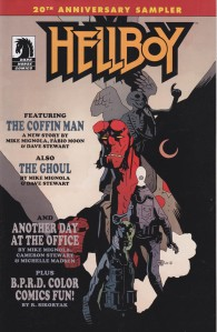 Hellboy 20º. Varios. Dark Horse Comics.