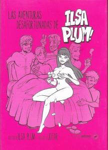 Las desafortunadas aventuras de Ilsa Plum. Plum/Jotar. Puente Aéreo.