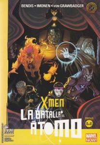 X-men: La batalla del átomo #2. Bendis/von Grawbadger/Immonen. OvniPress.